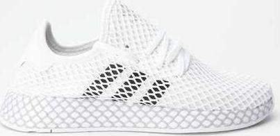 Adidas Buty damskie Deerupt Runner J 295 cloud white core black grey two r. 36 (F34295) ID produktu: 6143033