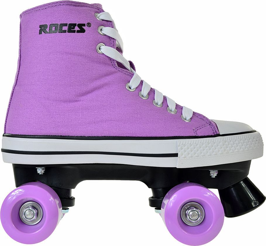 Roces Wrotki Roces Chuck Classic Roller fioletowe 550030 02/05 37 1