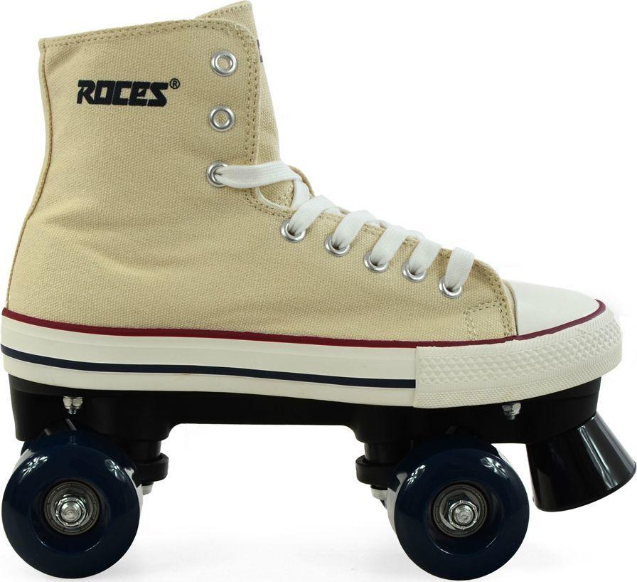 Roces Wrotki Roces Chuck Classic Roller kremowe 550030 07 36 1