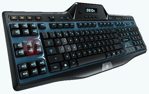 Logitech Gaming Keyboard G510S (920 005201) w