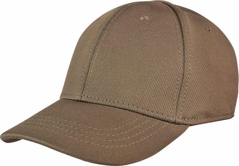 CONDOR Czapka z daszkiem bejsbolówka Rip Stop Flex Team Cap brązowa r. LXL ID produktu: 6164932