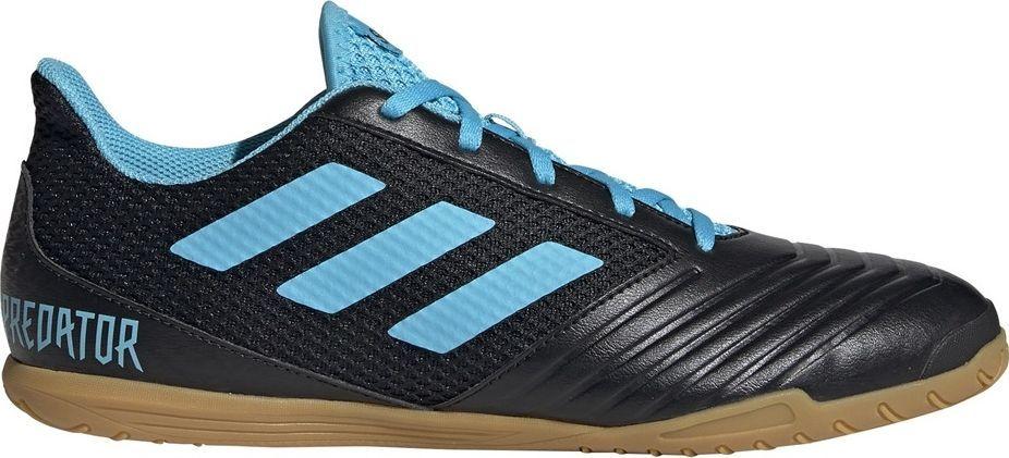 Adidas Buty piłkarskie adidas Predator 19.4 IN Sala czarno niebieskie F35631 42 ID produktu: 6165987