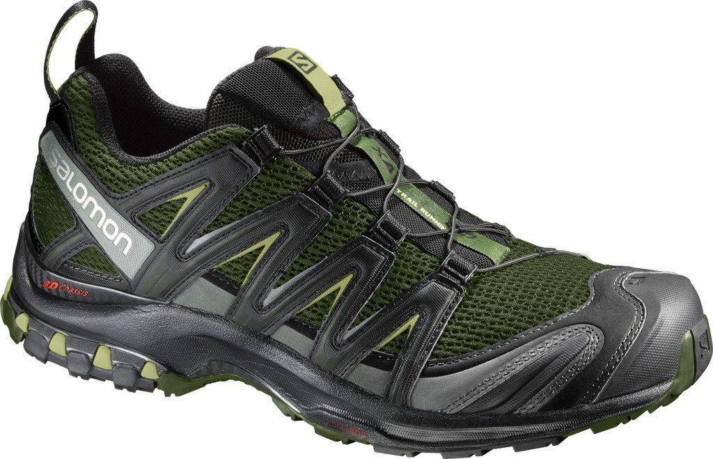 Salomon Buty męskie Xa Pro 3D czarno oliwkowe r. 47 13 (392519) ID produktu: 6166942