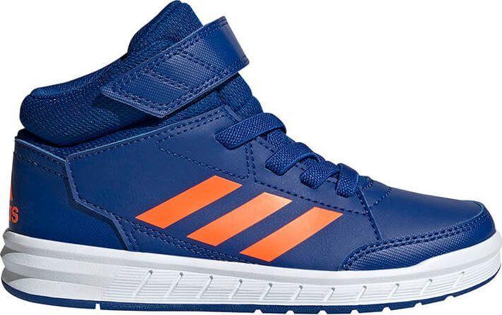 Adidas Buty dziecięce Altasport Mid niebieskie r. 33 (G27119) ID produktu: 6167382