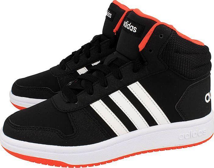 Buty adidas Hoops Mid Jr B75743