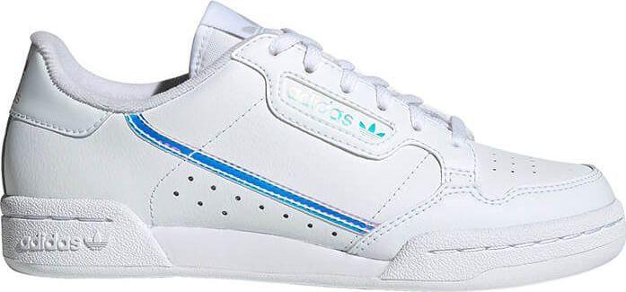 Adidas Buty dziecięce Continental 80 białe r. 35.5 (EE6471) ID produktu: 6167468