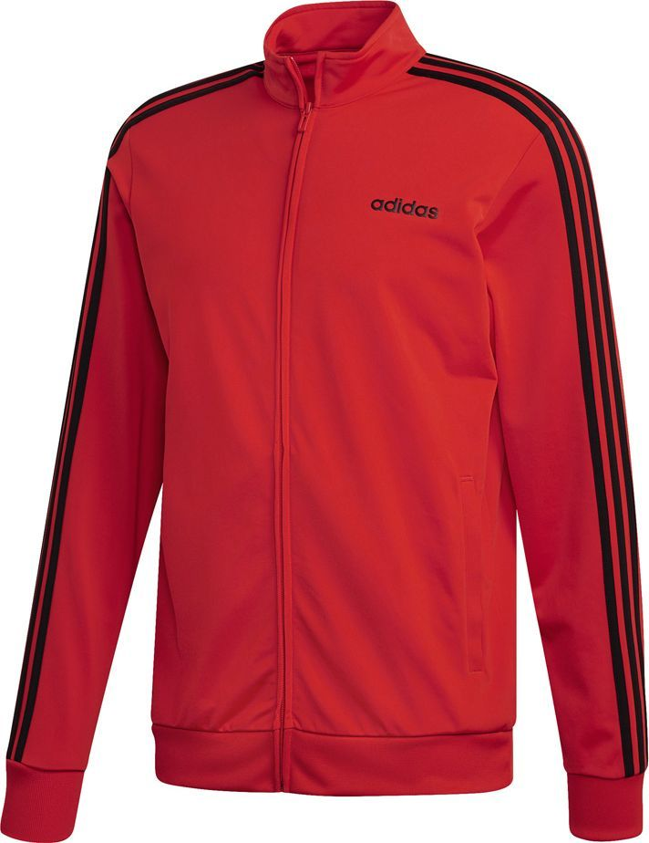 BLUZA MĘSKA ESSENTIALS 3 STRIPES TRICOT ADIDAS XL