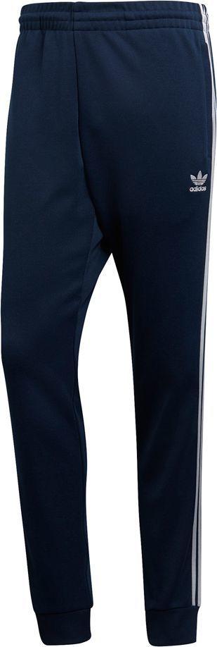 Spodnie adidas SST TP granatowe DH5834