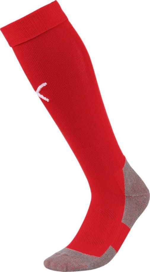 Puma Getry Liga Socks Core czerwone r. 35-38 (703441 01) 1