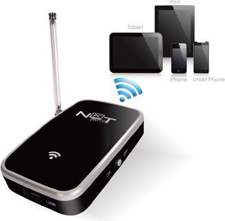 Not Only TV PC WiFi TV bezprzewodowy tuner DVB-T (LV5TWF) 1