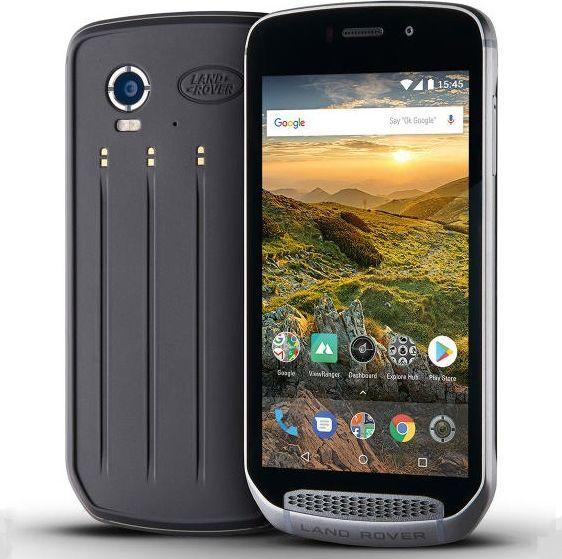 Smartfon Caterpillar Land Rover Explorer 64 GB Dual SIM Czarny  1