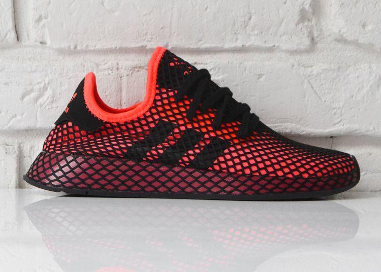 Adidas Buty męskie Deerupt Runner pomarańczowe r. 48 23 (EE5661) ID produktu: 6171920