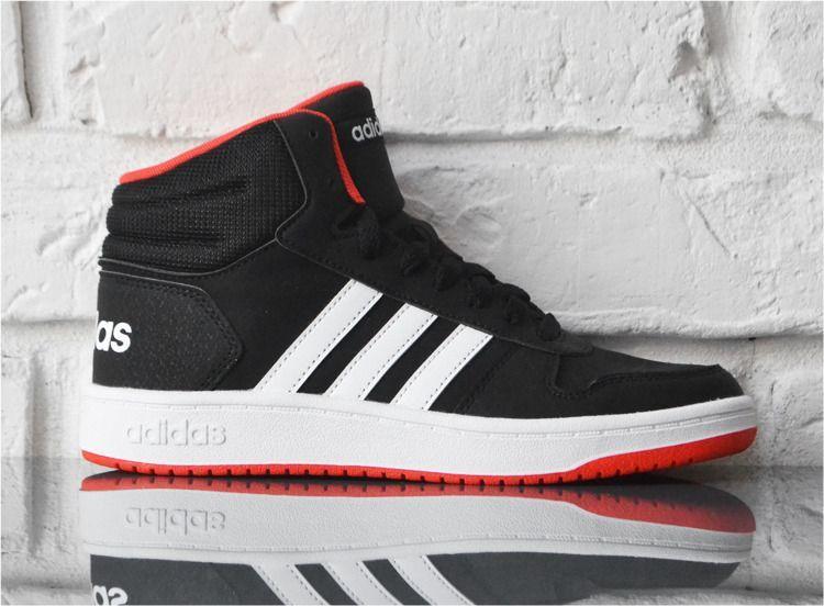 Adidas ADIDAS HOOPS MID 2.0 K B75743 37,3 EUR ID produktu: 6172078