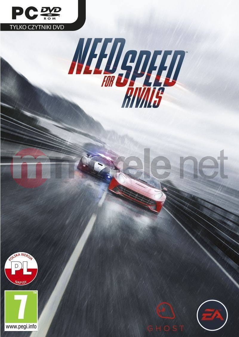 Need for Speed Rivals PC 1