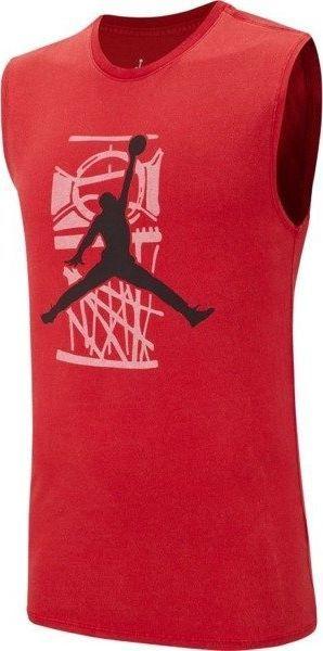 Jordan Koszulka męska Jumpman Washed czerwona r. XXXL (AQ3752 687) ID produktu: 6172927