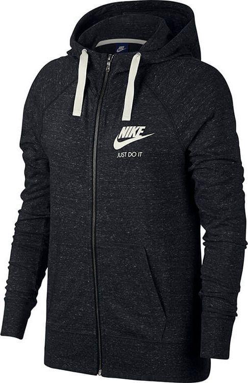 Nike Bluza damska Gym Vintage czarna r. L (883729 010) ID produktu: 6175395