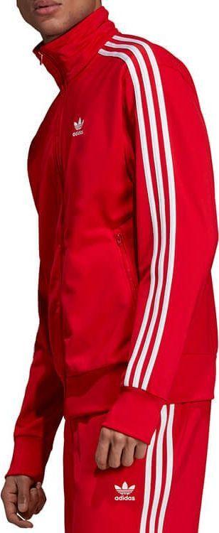 Adidas Bluza męska Firebird czerwona r. S (ED6071) ID produktu: 6175469