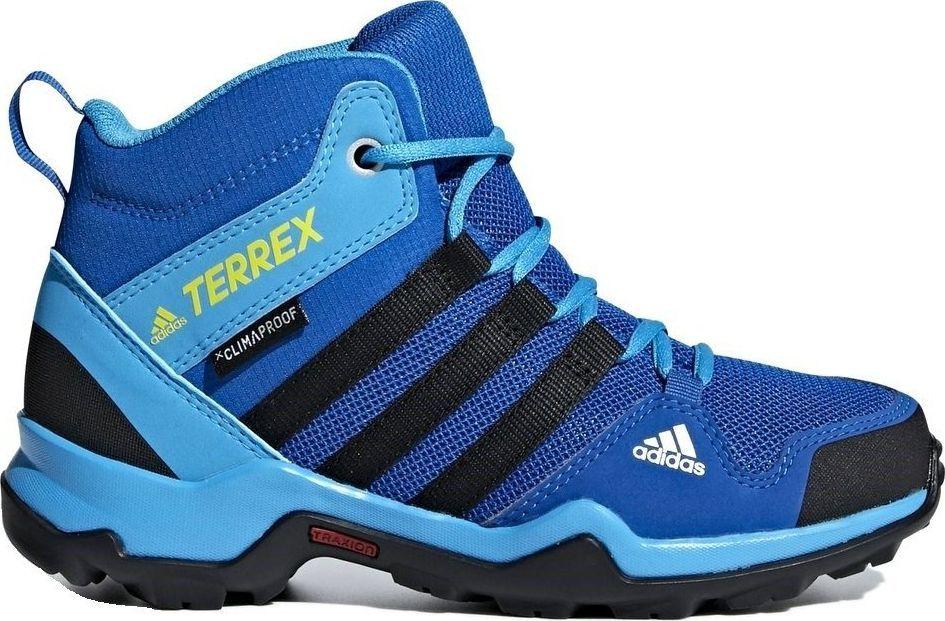 Adidas Buty trekkingowe Adidas TERREX AX2R MID CP Climaproof (BC0673) 40 ID produktu: 6175558