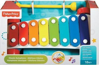 Mattel Zabawki dla najmłodszych cymbałki (CMY09) 1