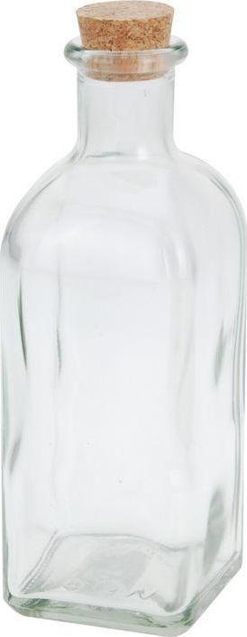 Excellent Housewares Butelka szklana z korkiem 500 ml RETRO uniwersalny 1