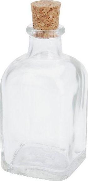 Orion Butelka szklana z korkiem 100 ml RETRO uniwersalny 1