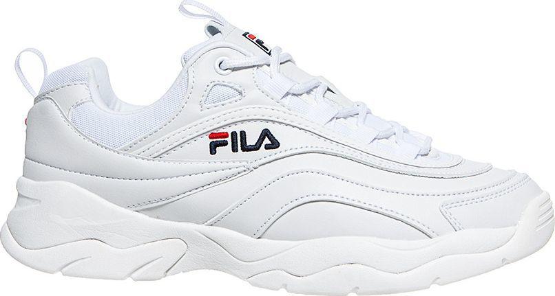Buty Fila Ray 1010562.1FG białe 1010562.1FG   MARKI  Fila