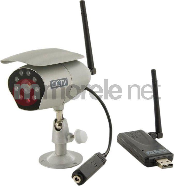 Kamera IP 4World Bezprzewodowy zestaw do monitoringu (09212) 1