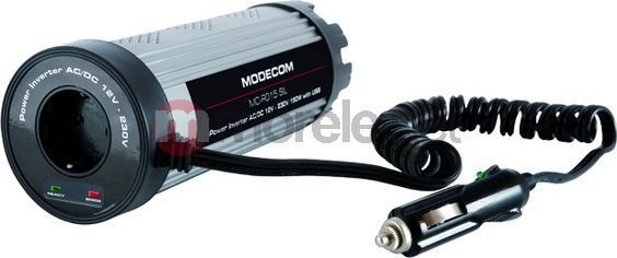 Przetwornica Modecom MC R015 AC/DC 24V-230V 150W Z-P-MC-R015100102-SIL 1