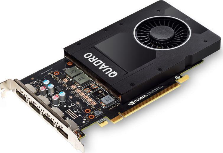 Karta graficzna HP Quadro P2200 5GB GDDR5X (6YT67AA) 1