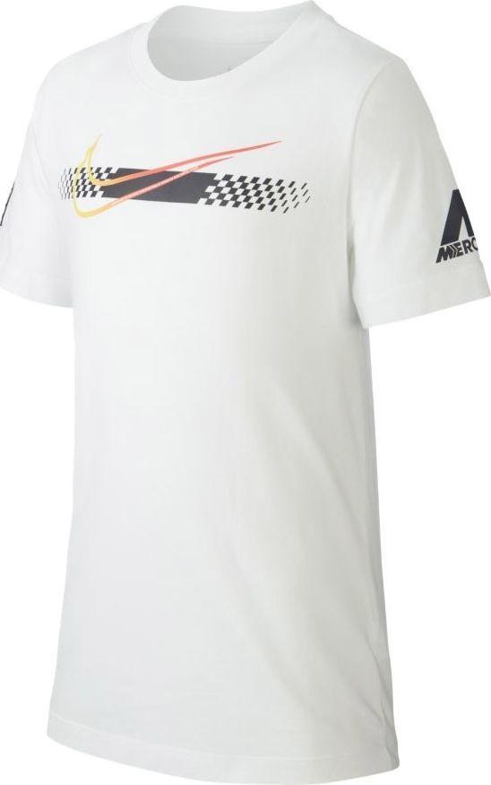 Nike Koszulka Nike Neymar B Tee Mercurial CD5291 100 CD5291 100 biały XL (158-170cm) 1