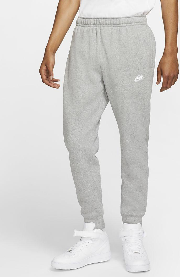 Nike Spodnie męskie Sportswear Club Fleece szare r. S (BV2671-063) 1