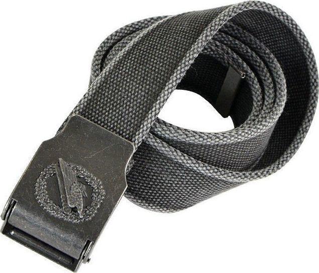 Mil-Tec Mil-Tec Pasek Parciany Safety Para Belt Czarny 110 cm 1