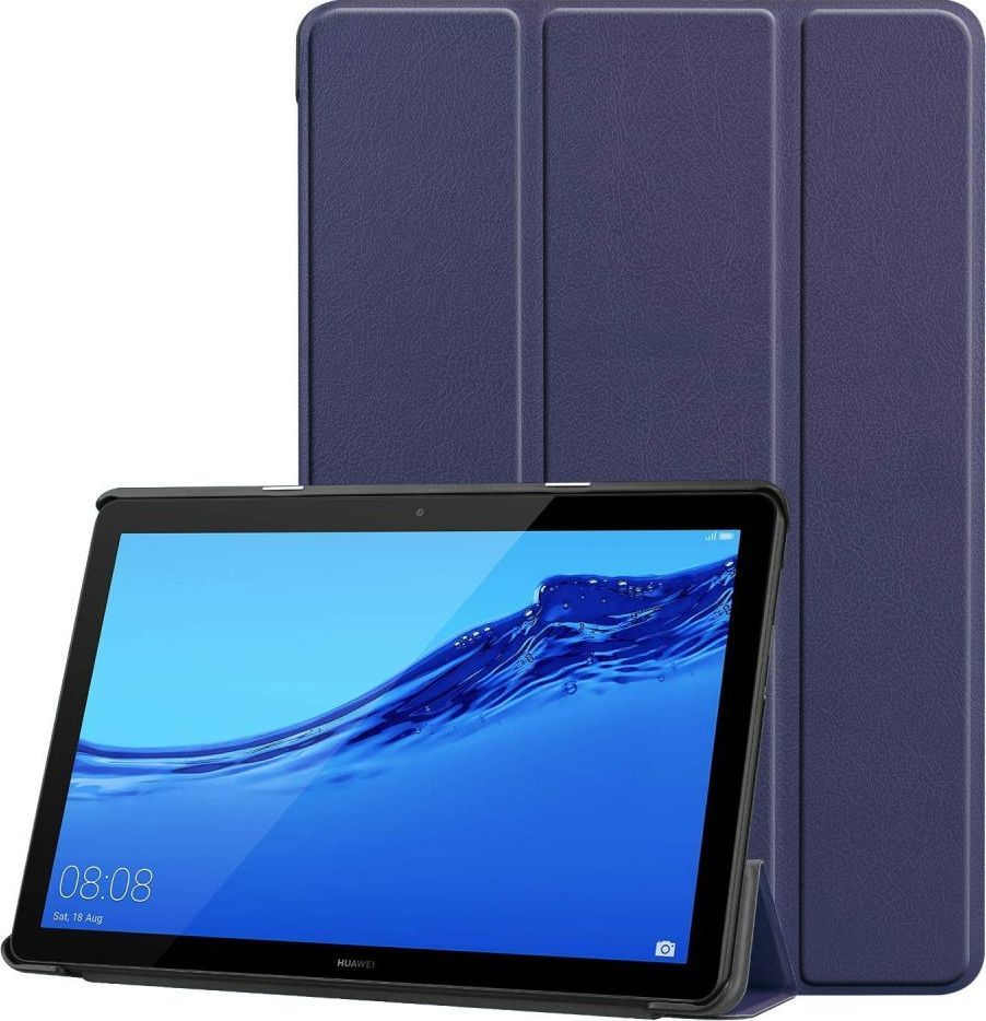 Etui do tabletu Tech-Protect Tech-protect Smartcase Huawei Mediapad T5 10.1 Navy 1