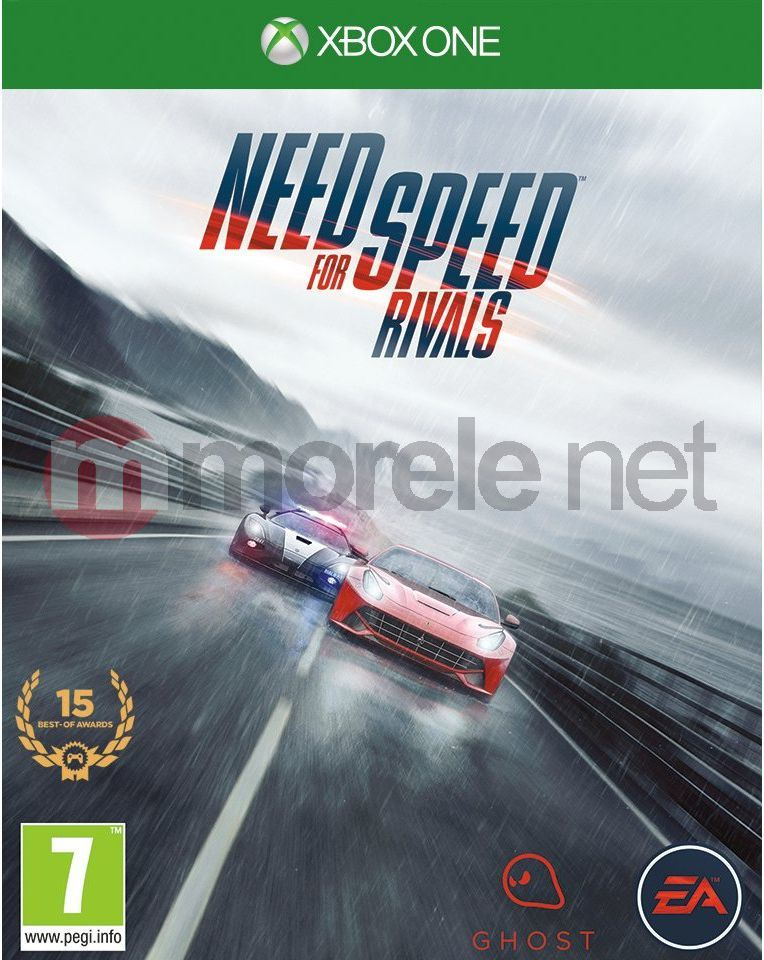 Need For Speed Rivals Xbox One 1