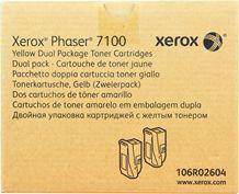 Xerox Toner 7100 Yellow HC (106R02604) 1