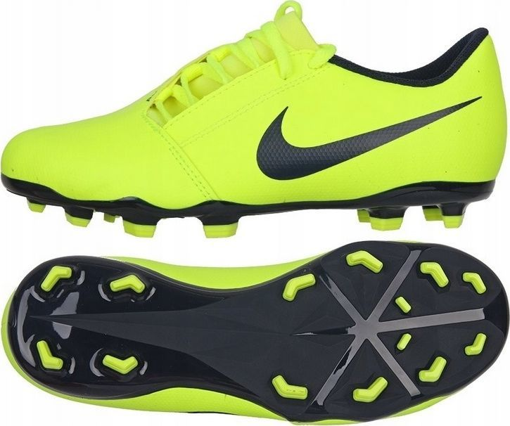 Nike Buty piłkarskie Nike Phantom Venom Club FG Junior AO0396 717 37,5 1
