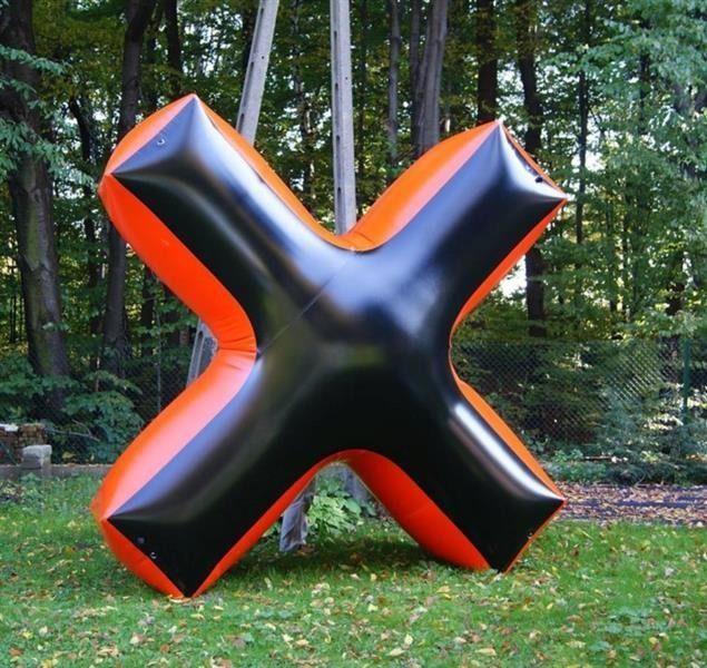 """Esox Litera """"X"""" 350 x 120 x 80 cm uniwersalny 1"""