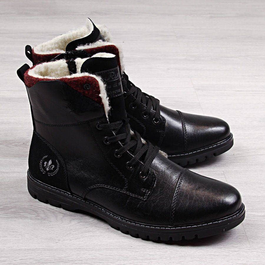 Rieker Buty męskie F3133 00 czarne r. 40 ID produktu: 6211078