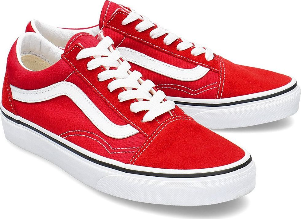 Vans Buty damskie Old Skool czerwone r. 37 (VN0A4BV5JV61) ID produktu: 6211587