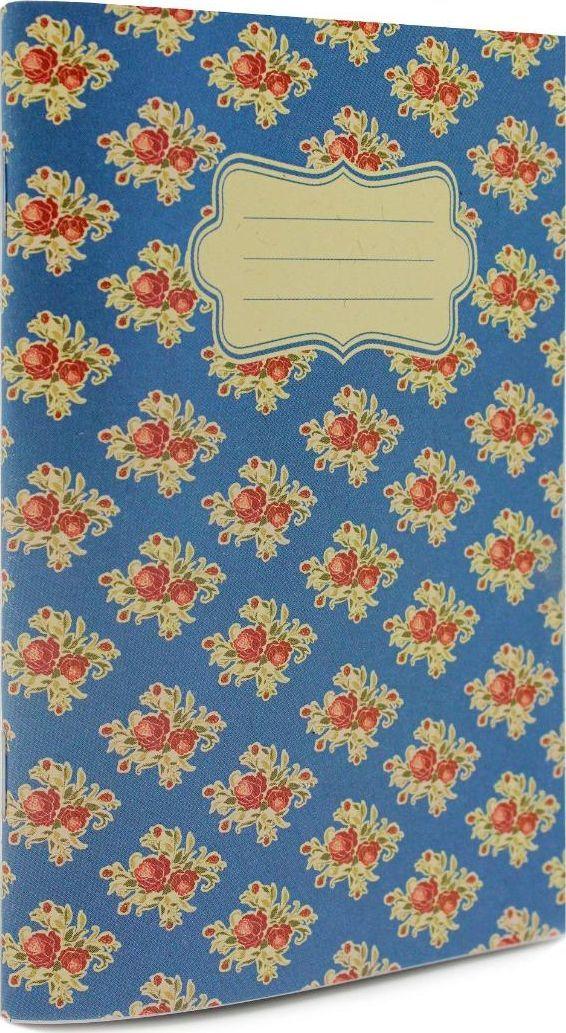 Make Notes Vintage B Zeszyt A6 32 stron linia niebieski (303361) 1