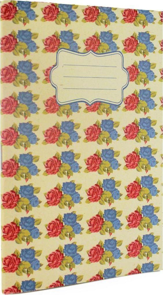 Make Notes Vintage B Zeszyt A6 32 stron róże (303393) 1