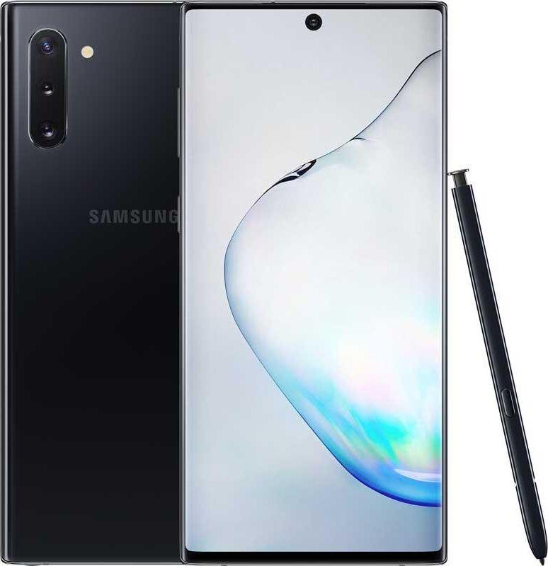 Smartfon Samsung Galaxy Note 10 256GB Dual SIM Aura Black (SM–N970FZK) 1