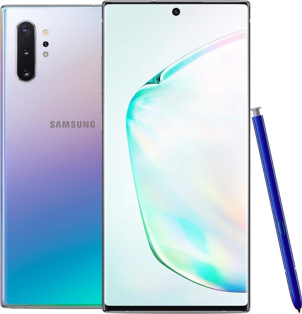 Smartfon Samsung Galaxy Note 10 Plus 256GB Dual SIM Aura Glow (SM–N975FZSD) 1