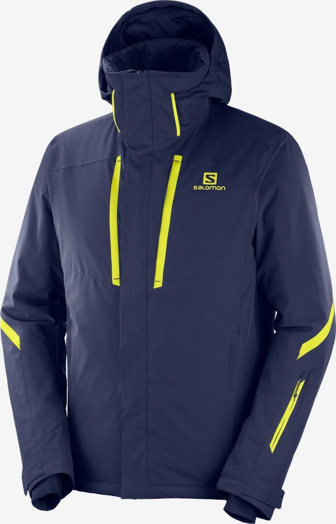 Salomon Kurtka narciarska męska Stormseason Night Sky r. L ID produktu: 6214957