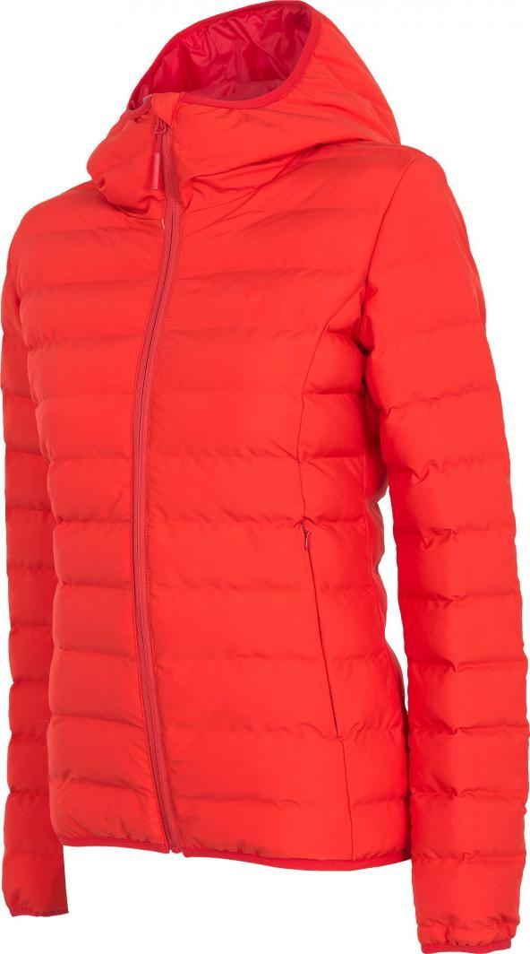 4f kurtka 10000 damska czerwona