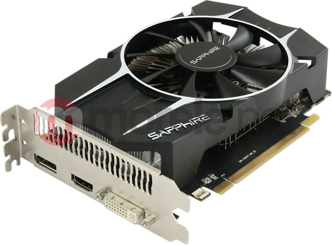Karta graficzna Sapphire Radeon R7 260X 1GB GDDR5 OC (11222-05-20G) 1