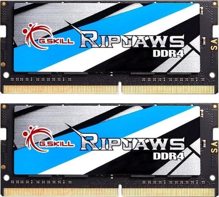 Pamięć do laptopa G.Skill Ripjaws, DDR4, 32 GB,2666MHz, CL19 (F4-2666C19D-32GRS) 1