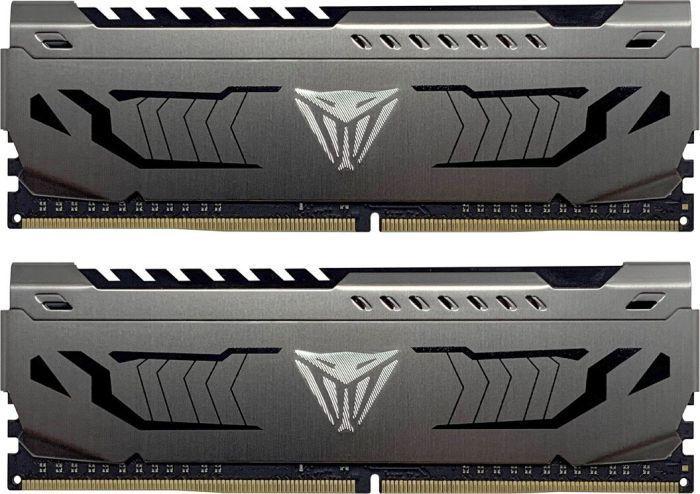 Pamięć Patriot Viper Steel, DDR4, 32 GB, 3000MHz, CL16 (PVS432G320C6K) 1