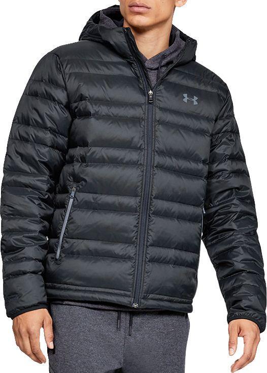 sprzedaż hurtowa kupować gorące produkty Under Armour Kurtka męska Down Hooded Jacket czarna r. XXL (1342738-001) ID  produktu: 6222636