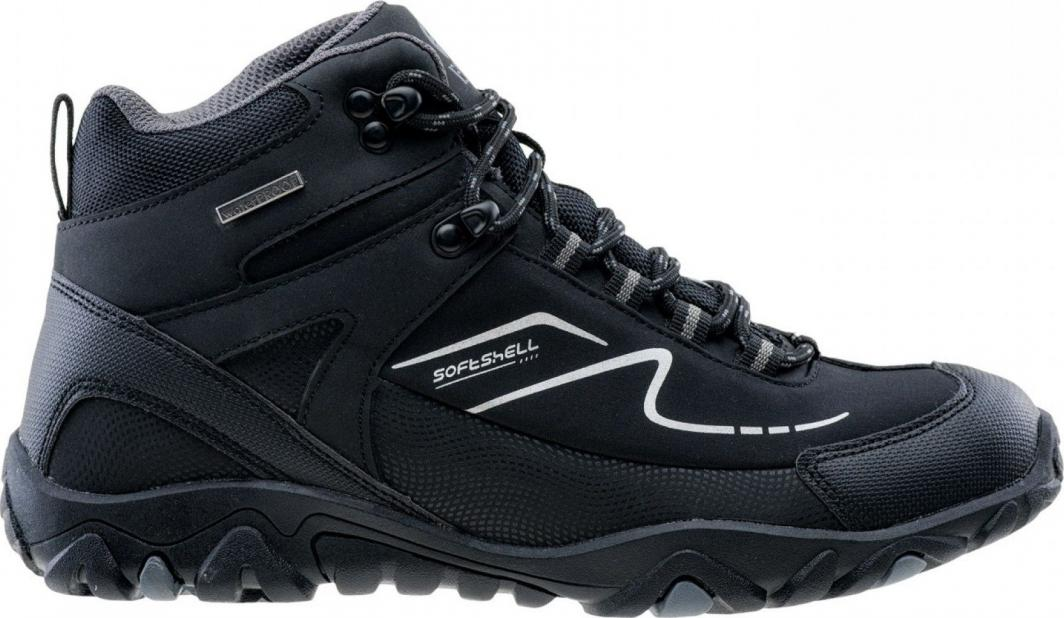 Elbrus Buty męskie Maash Mid Wp Black/Dark Grey r. 46 1